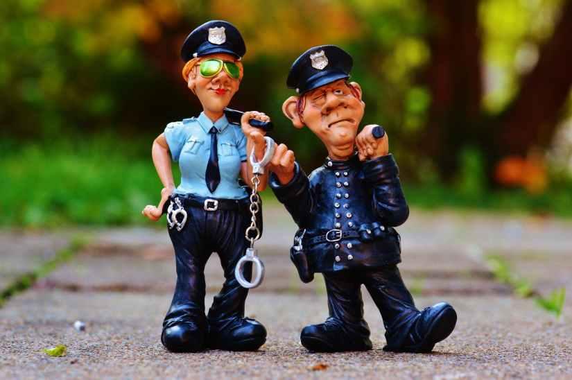 police fun funny uniform