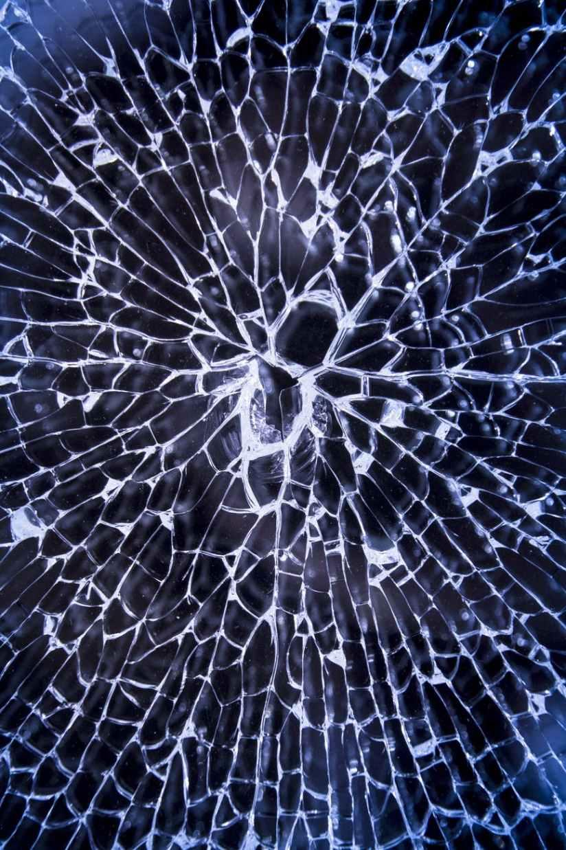 abstract break broken broken glass