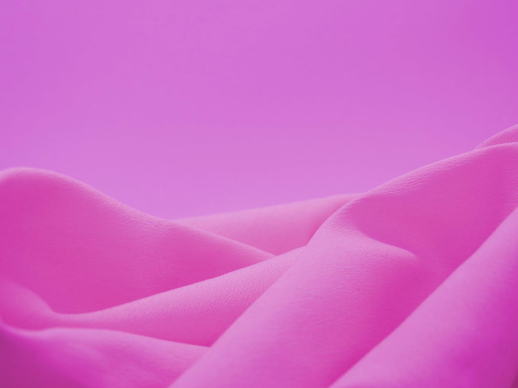 pink fabric romance texture background