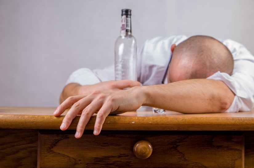 alcohol event fun hangover